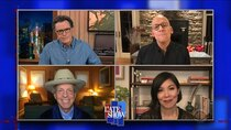 The Late Show with Stephen Colbert - Episode 68 - John Heilemann, Mark McKinnon & Alex Wagner, The War On Drugs