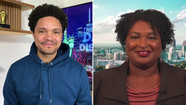 The Daily Show - S26E44 - Stacey Abrams