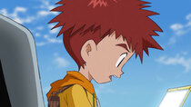Digimon Adventure: - Episode 33 - The Hikari of Dawn