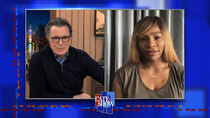 The Late Show with Stephen Colbert - Episode 73 - Serena Williams, Dayglow