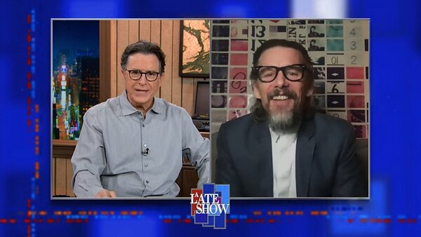 The Late Show with Stephen Colbert - S06E78 - Ethan Hawke, Mickey Guyton