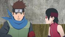 Boruto: Naruto Next Generations - Episode 185 - Tools