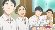 2.43: Seiin Koukou Danshi Volley Bu - Episode 6 - The Laughing King and Crybaby Jack