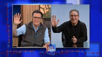 The Late Show with Stephen Colbert - Episode 84 - John Oliver, Ingrid Andress