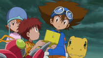 Digimon Adventure: - Episode 36 - Operation Satellite Sniper