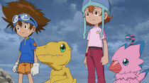 Digimon Adventure: - Episode 37 - Mimi-chan Wars