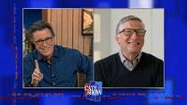 The Late Show with Stephen Colbert - Episode 87 - Bill Gates, Tune-Yards
