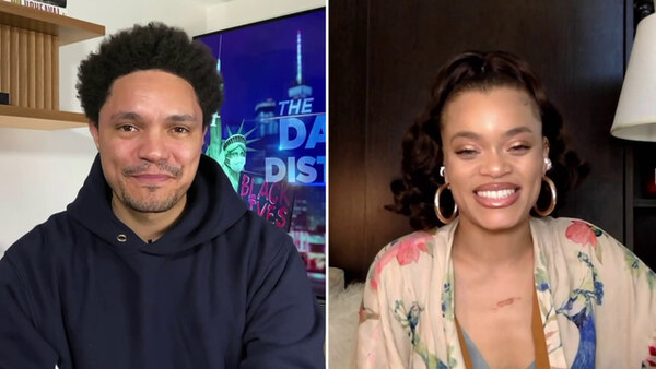 The Daily Show - S26E64 - Andra Day
