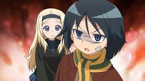 World Witches Hasshin Shimasu! - Episode 4 - Introducing the 502nd?
