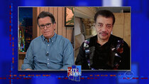 The Late Show with Stephen Colbert - Episode 92 - Neil deGrasse Tyson, Jon Batiste