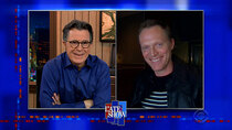 The Late Show with Stephen Colbert - Episode 93 - Paul Bettany, Metallica