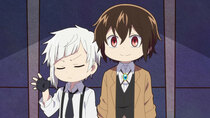 Bungou Stray Dogs Wan! - Episode 8 - Hang in There, Higuchi-san! / And the Tracks Go On and On / Operation...