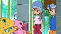 Digimon Adventure: - Episode 39 - Jyagamon, Potato Hell