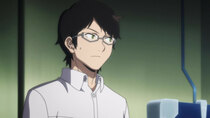 World Trigger - Episode 9 - Captain