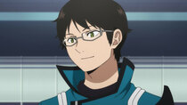 World Trigger - Episode 10 - The Upper Ranks