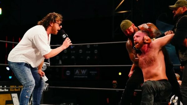 All Elite Wrestling: Dynamite - S03E07 - AEW Dynamite 73