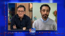 The Late Show with Stephen Colbert - Episode 96 - Riz Ahmed, Janelle Monáe