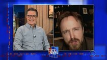 The Late Show with Stephen Colbert - Episode 98 - Aaron Paul, Billy Crystal, Lake Street Dive