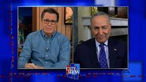 The Late Show with Stephen Colbert - Episode 103 - Chuck Schumer, Jared Leto, LANCO