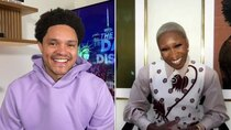 The Daily Show - Episode 72 - Cynthia Erivo