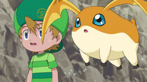 Digimon Adventure: - Episode 41 - Mon-Mon Park in the Fog
