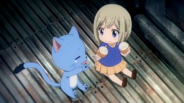 Edens Zero - Ep. 2 - A Girl and Her Blue Cat