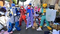 Super Sentai - Episode 6 - The Disgusting and Puzzling Garbage Service!