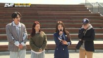 Running Man - Episode 549 - A Day of Brave Idol Stars Race