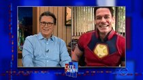 The Late Show with Stephen Colbert - Episode 107 - John Cena, Sen. Tammy Duckworth