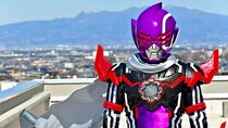 Super Sentai - Episode 7 - The Prince of Hell Has a Short Temper!