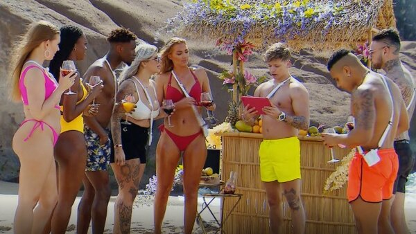 Ex on the Beach: Double Dutch - S07E01
