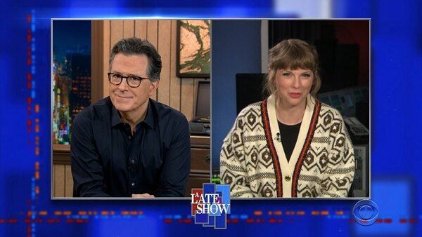 The Late Show with Stephen Colbert - S06E112 - Daniel Kaluuya, Taylor Swift, Lucy Dacus