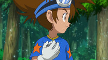 Digimon Adventure: - Episode 44 - Hikari and the Moving Forest
