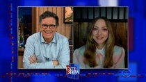The Late Show with Stephen Colbert - Episode 114 - Amanda Seyfried, Ashley McBryde