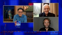 The Late Show with Stephen Colbert - Episode 115 - Anthony Hopkins, Florian Zeller, Mazie Hirono