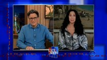 The Late Show with Stephen Colbert - Episode 116 - Cher, Sam Williams