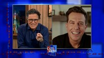 The Late Show with Stephen Colbert - Episode 117 - Ed Helms, Susan Page