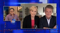 The Late Show with Stephen Colbert - Episode 118 - Joe Scarborough, Mika Brzezinski, Bebe Rexha