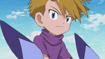 Digimon Adventure: - Episode 45 - Activate, Metalgarurumon