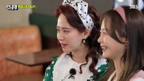 Running Man - Episode 552 - I Also Want to Find an Entertainment Partner (2)// Time Machine...