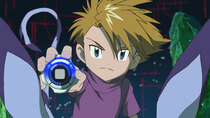 Digimon Adventure: - Episode 46 - The Sword of Hope