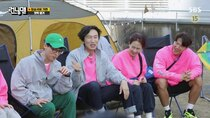 Running Man - Episode 554 - Card Payment Race: If You Go to The Radio Station