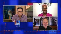 The Late Show with Stephen Colbert - Episode 128 - Billy Crystal, Tiffany Haddish, The Black Keys