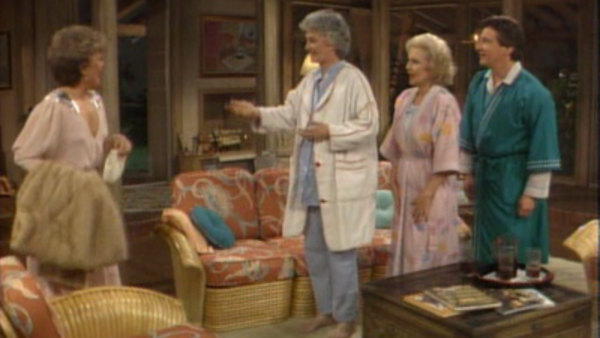 The Golden Girls - S01E01 - The Engagement
