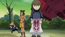 Zoids - Episode 22 - Farewell To A Friend