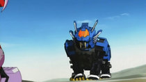 Zoids - Episode 25 - The New Liger