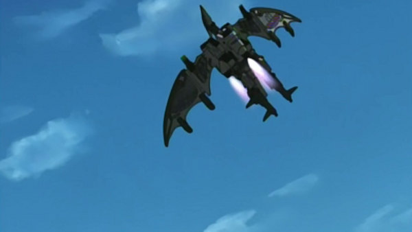 Zoids - Ep. 29 - Heroes of the Sky