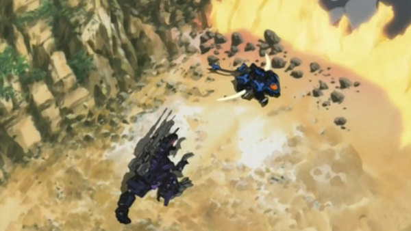 Zoids - Ep. 33 - Predestined Confrontation