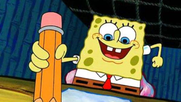 spongebob essay episode youtube