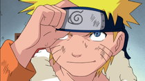Naruto - Episode 37 - Surviving the Cut! The Rookie Nine Together Again!